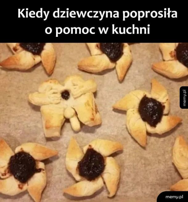 Pomoc w kuchni