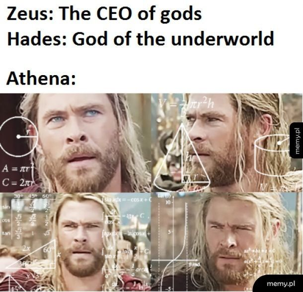 Bogini mądrości i wojny sprawiedliwej