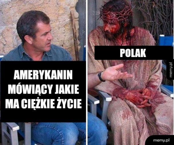 Amerykanin vs Polak