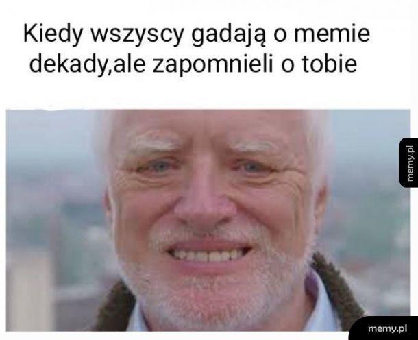 Mem dekady