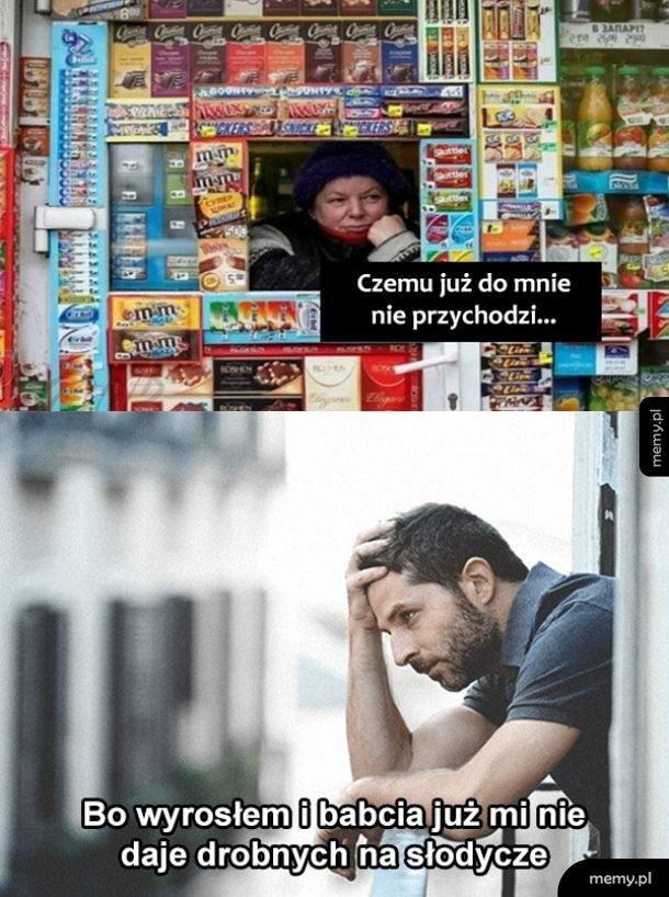 Pani z kiosku