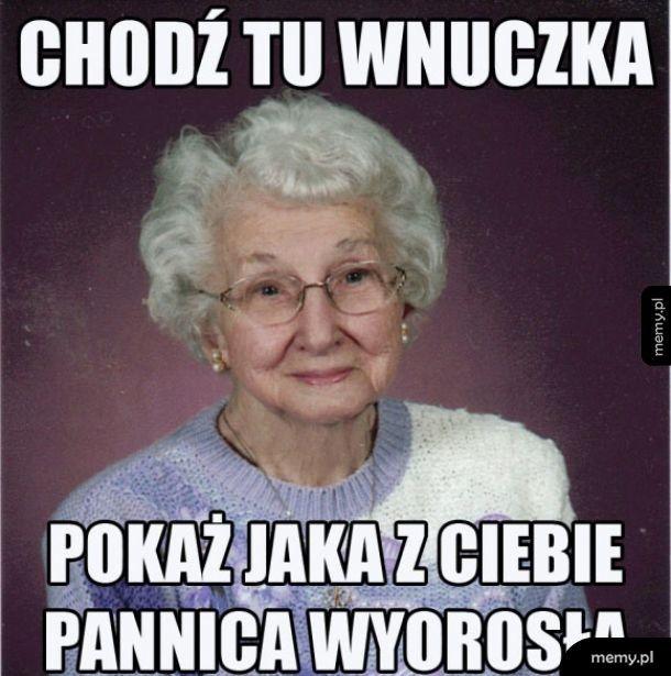 Słowa każdej babci