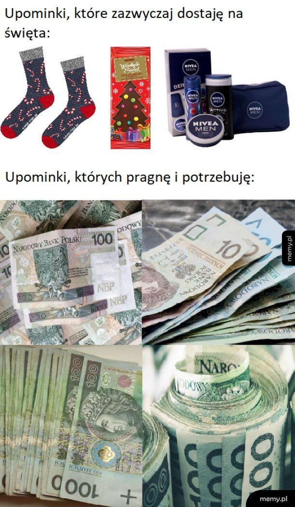 Info. dla Mikołaja czy tam Gwiazdora