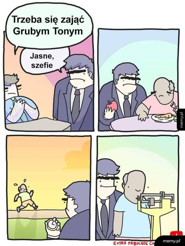 Gruby Tony