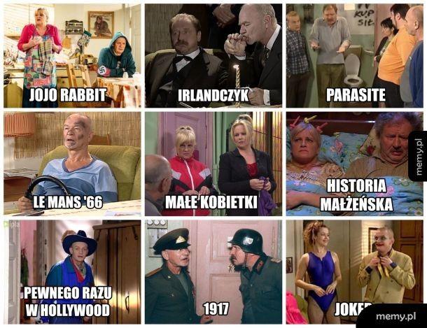Kiepscy kandydaci do Oscarów