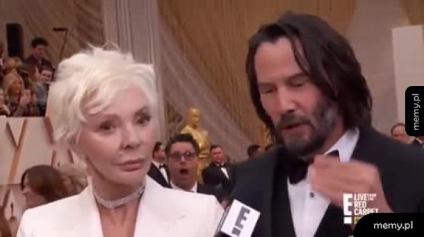 Kiedy zobaczysz Keanu Reevesa