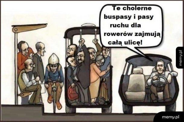 Kierowcy tacy sa