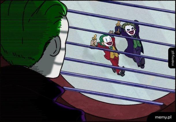 Są Jokery i Jokery