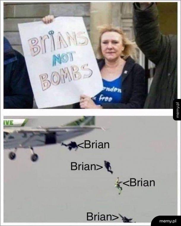 Biedne Briany