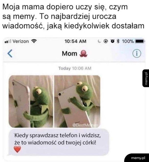 Memy i mama