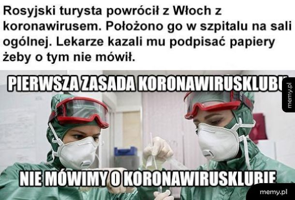 A w Polsce jak w lesie