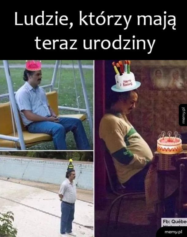 Urodziny w kwarantannę