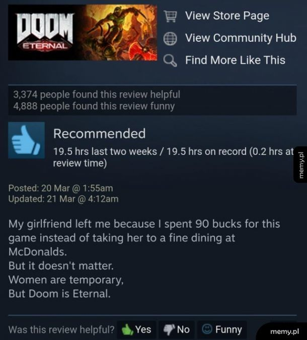 Trzeba mieć priorytety