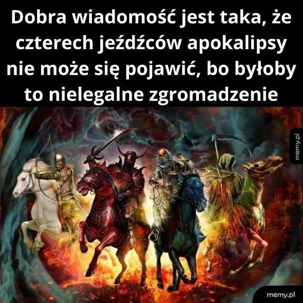 Apokalipsa odwołana!