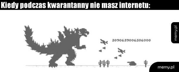 Godzilla atakuje