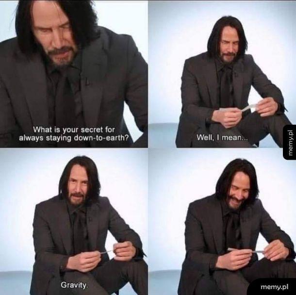 Keanu śmieszek