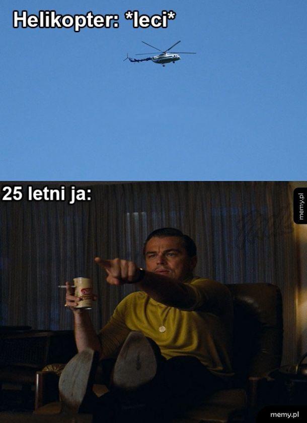 Uuuu helikopter