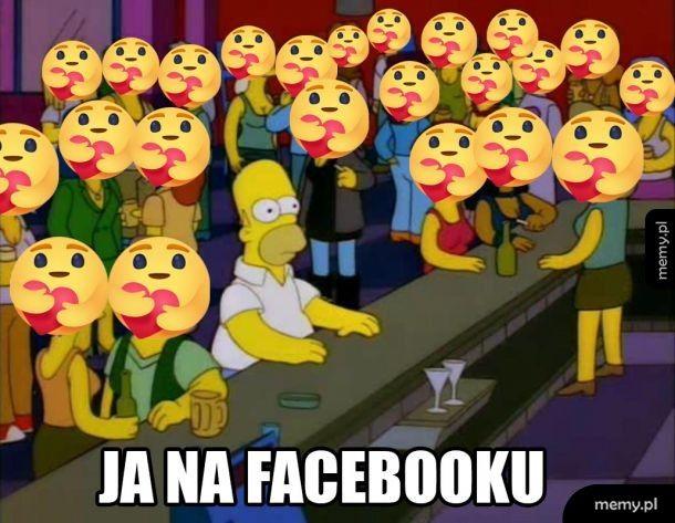Tak się właśnie teraz czuje na Facebooku!