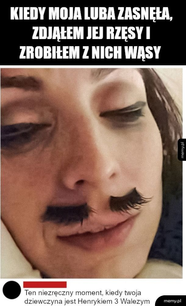 Stylowe wąsiska