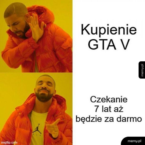 GTA za darmo