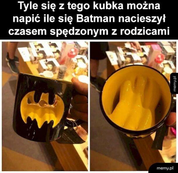 Kubek Batman