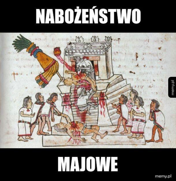 Czy tam Aztekowe
