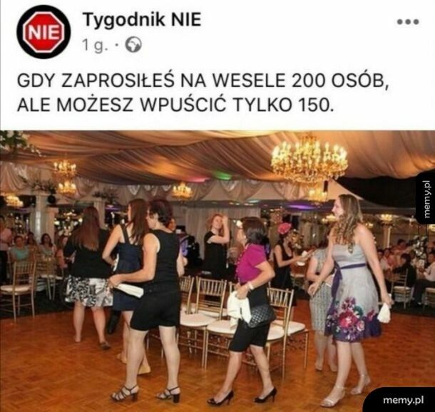 Nowa zabawa na weselu