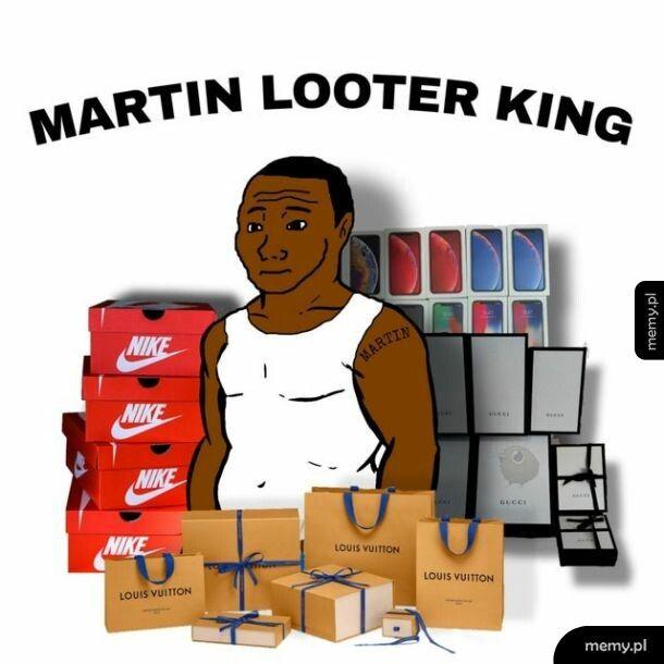 Martin Looter King