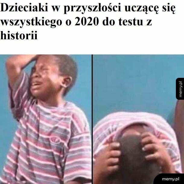 Test z historii