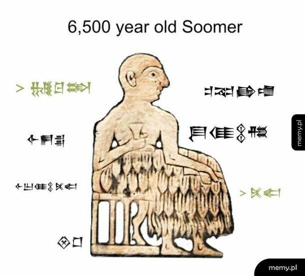 Typowi Sumerzy