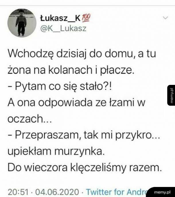 Dramat w polskim domu