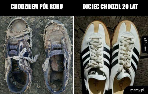 To takie buty