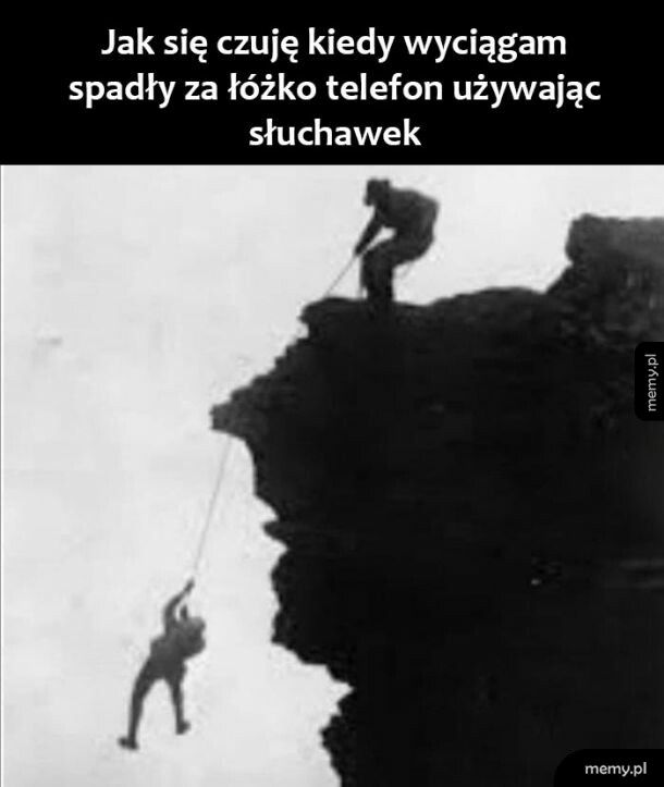 Wyciąganie telefonu