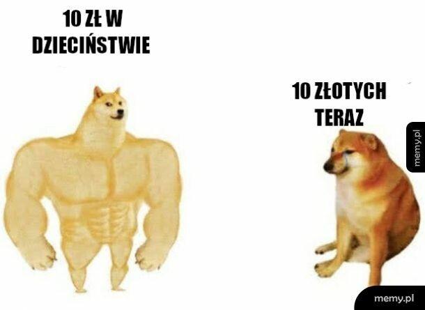 Dziesięć złotych