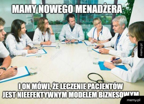Leczenie pacjentów