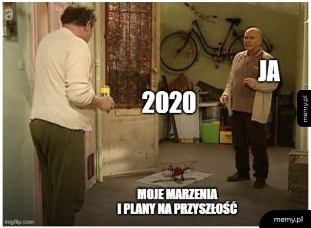 2020 plany i marzenia