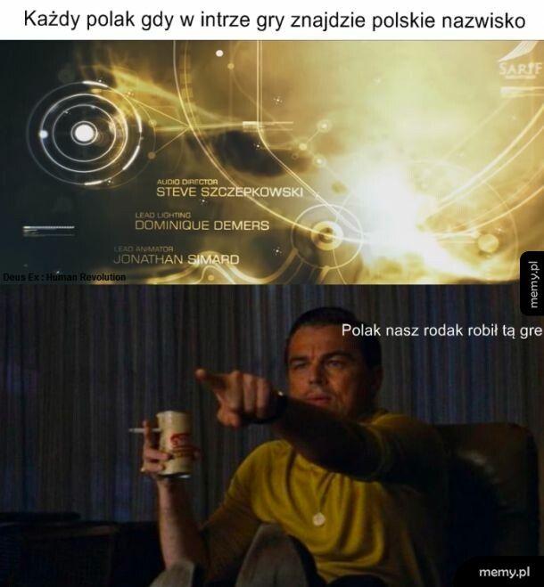 Polaczek odpalający gre
