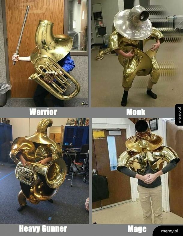 Wybierz swego wojownika