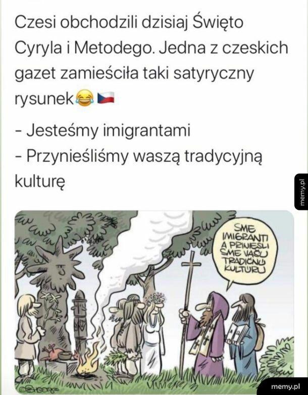 Tymczasem w Czechach