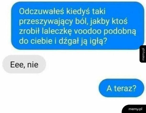 Laleczka Vodoo