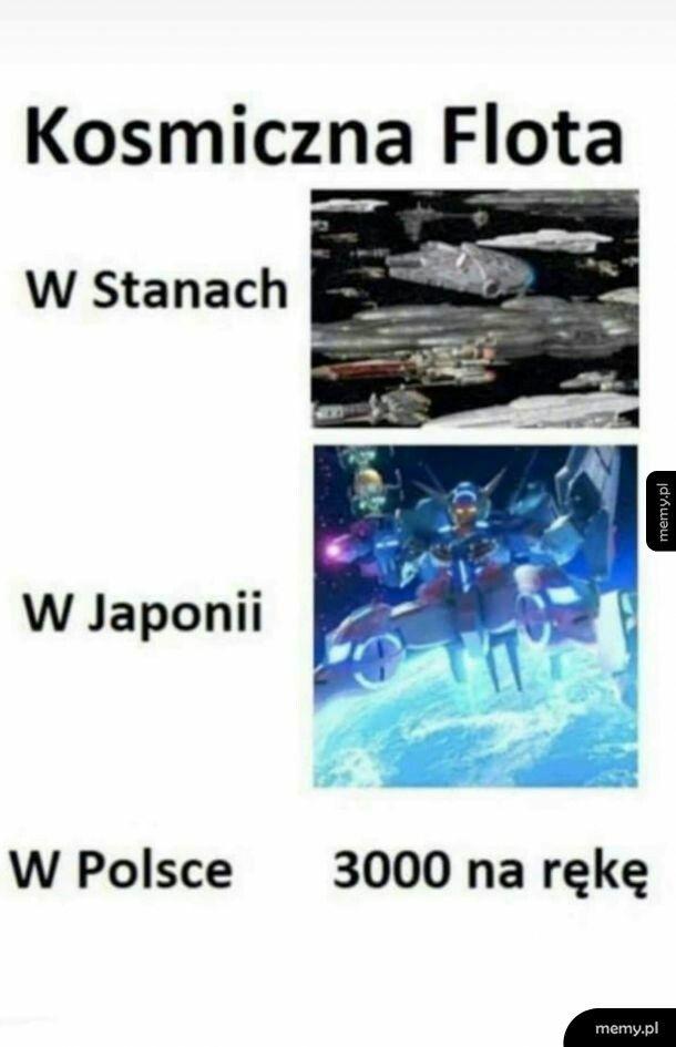 Kosmiczna Flota