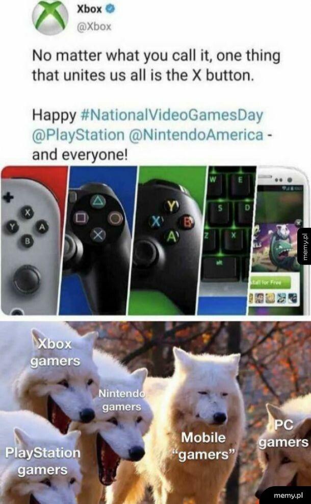 Microsoft śmieszkuje
