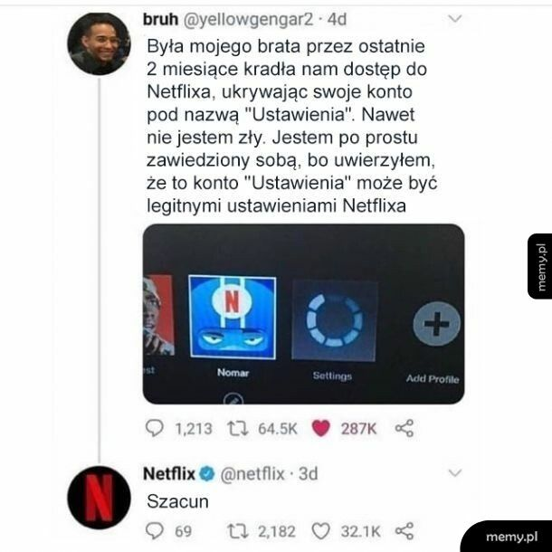 Parasite wersia Netflixa