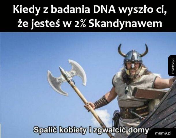 Badanie DNA
