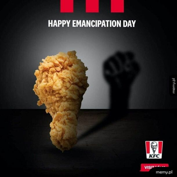 Tymczasem KFC...