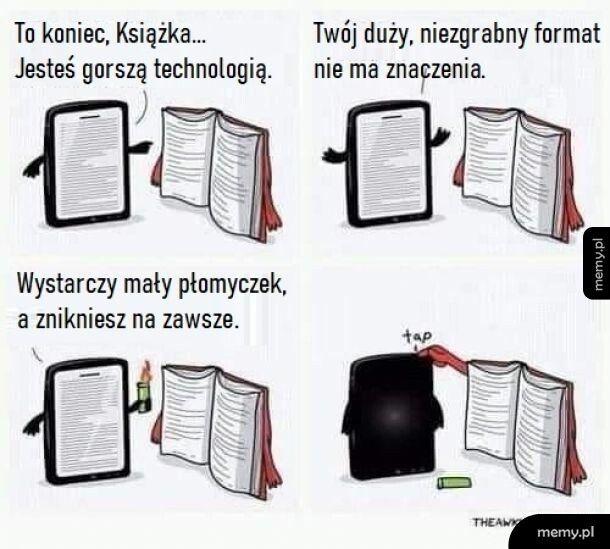 Przestarzała technologia