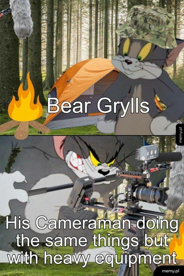 Kamerzysta powinien dostać lepszą rolę