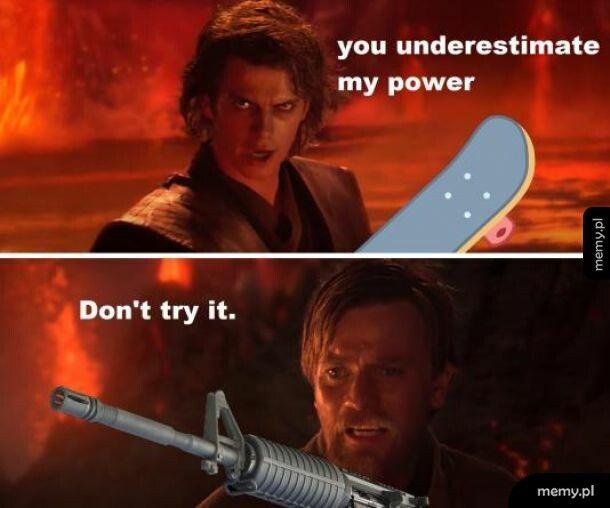 Nawet nie próbuj