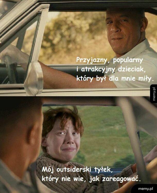 Outsiderski tyłek