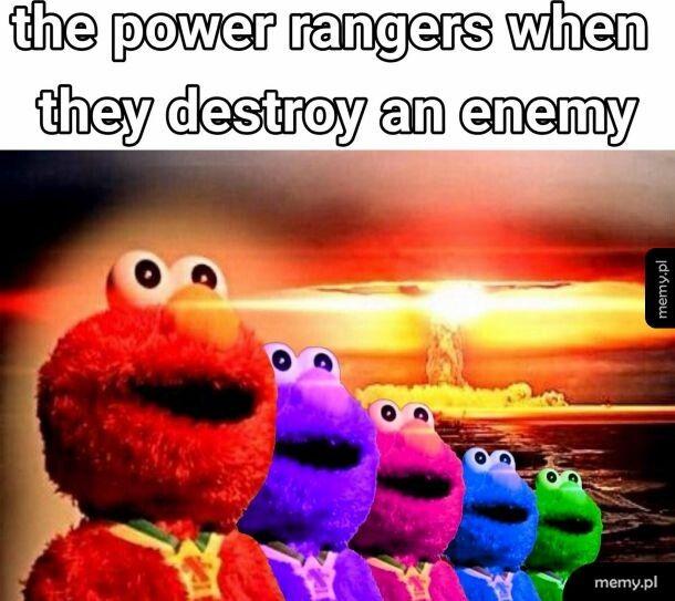 Once a ranger,always a ranger